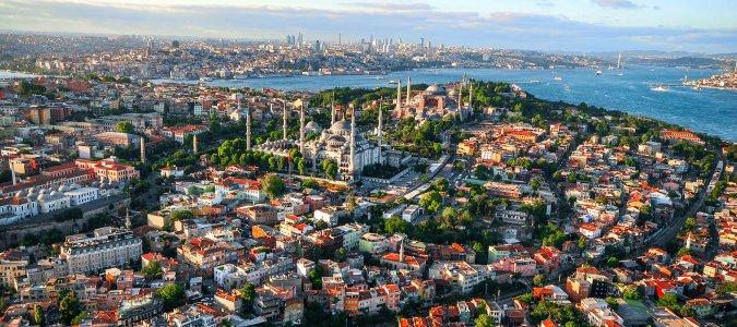 Достопримечательности Стамбула + Босфор (пешая)