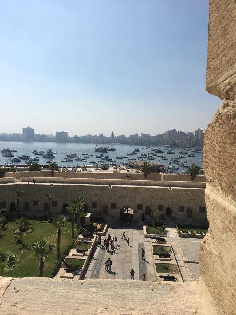 Каир + Александрия из Шарм-эль-Шейха