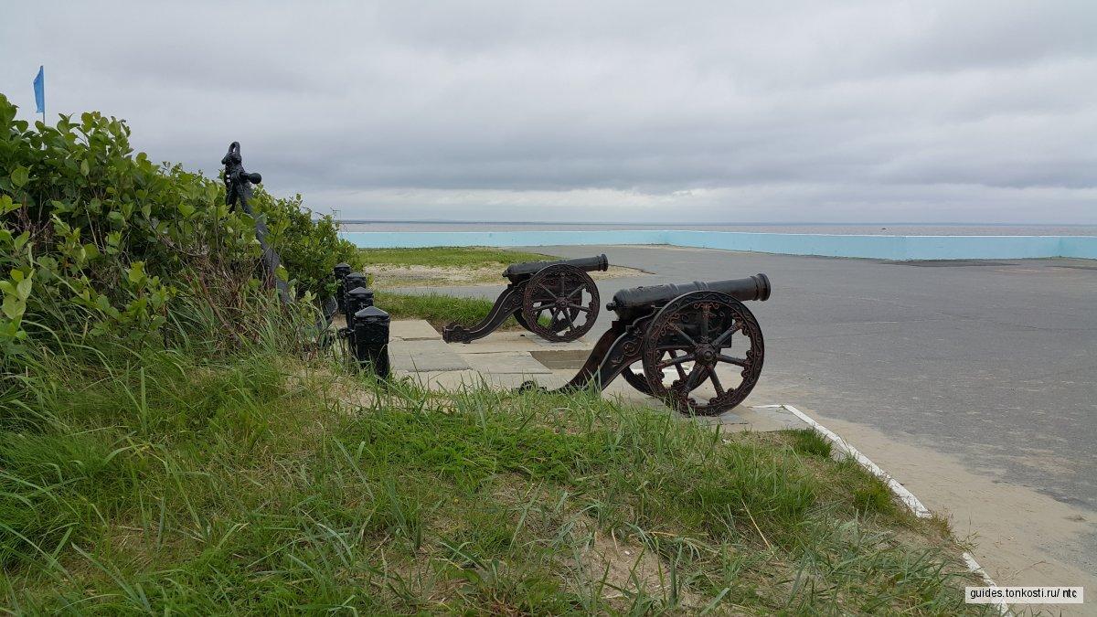 Путешествие к Белому мору — в город Северодвинск