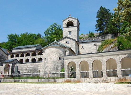 Гора Ловчен, деревня Негуши и столица Цетинье
