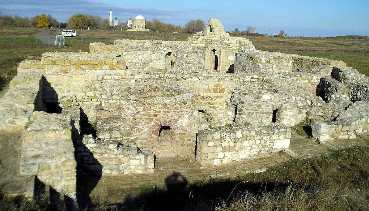 Экскурсия в Древний Булгар