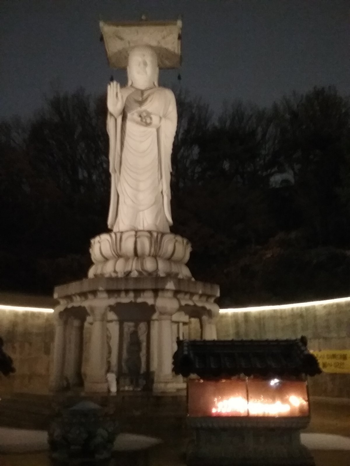 Дворцы, монастыри и символы культуры Кореи