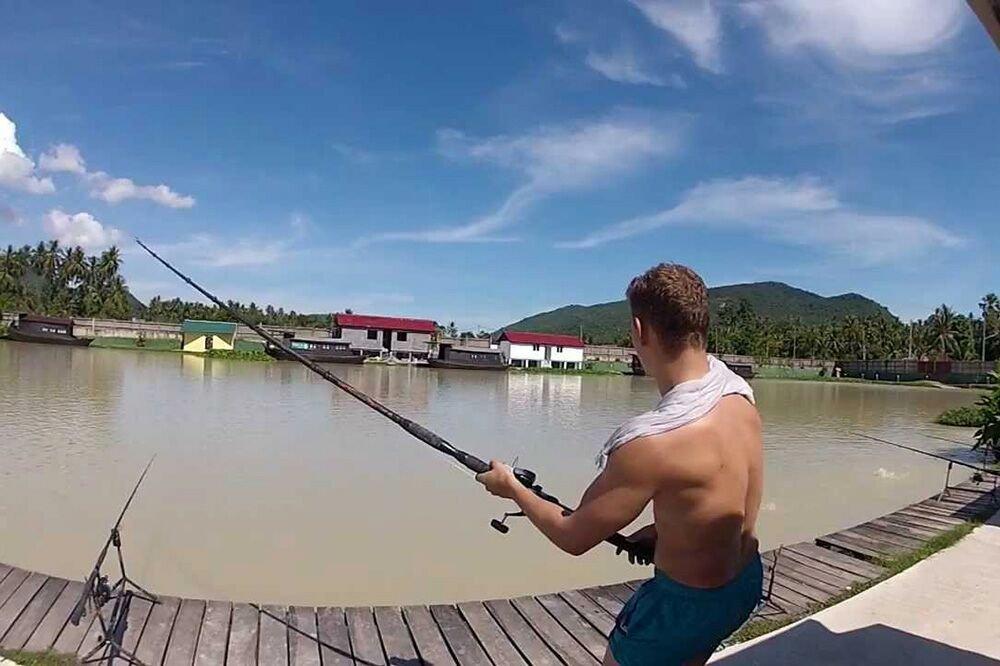 Индивидуальная рыбалка на озере Самуи — TopCats