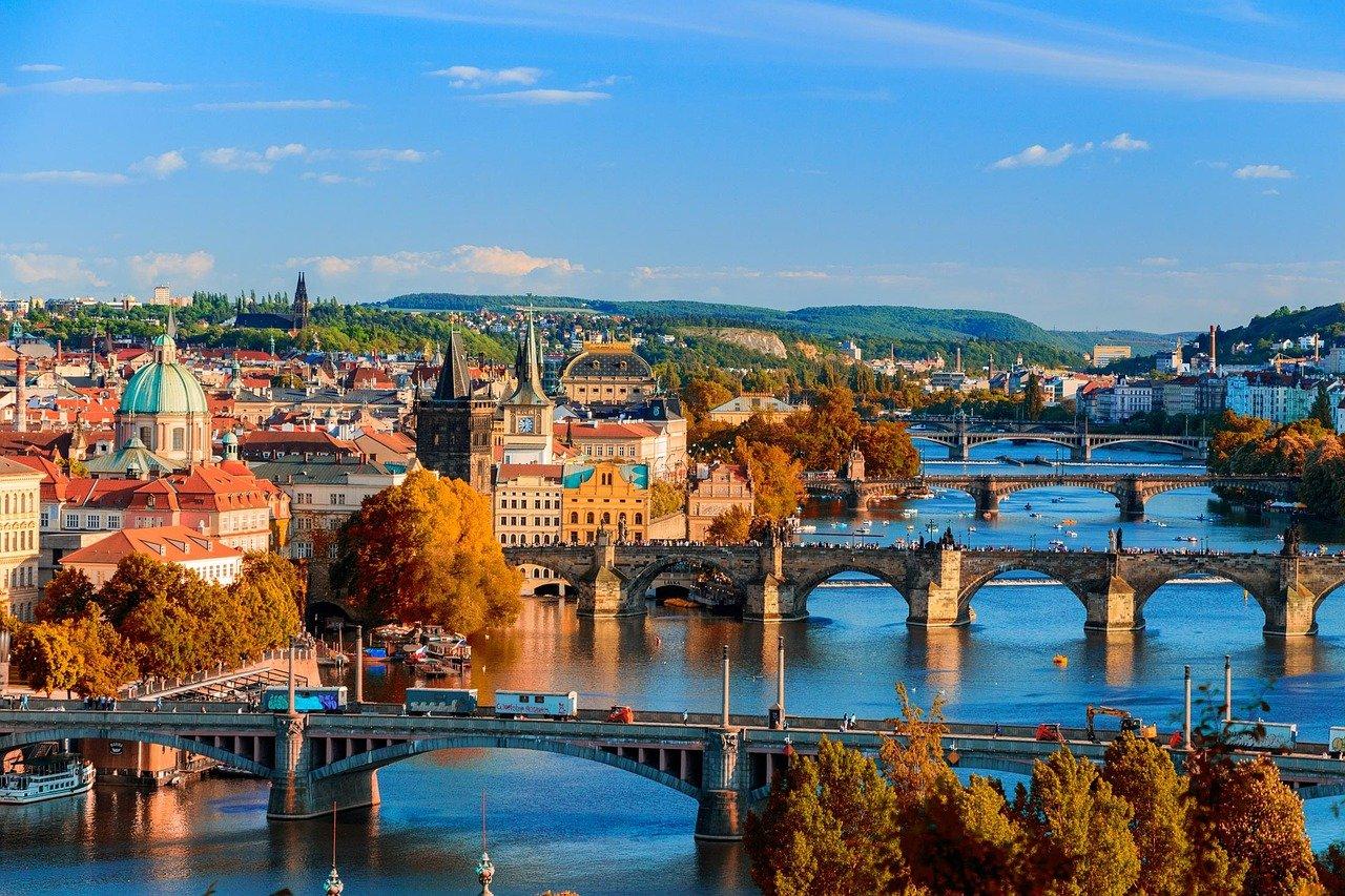 Сити-тур: первое знакомство с Прагой