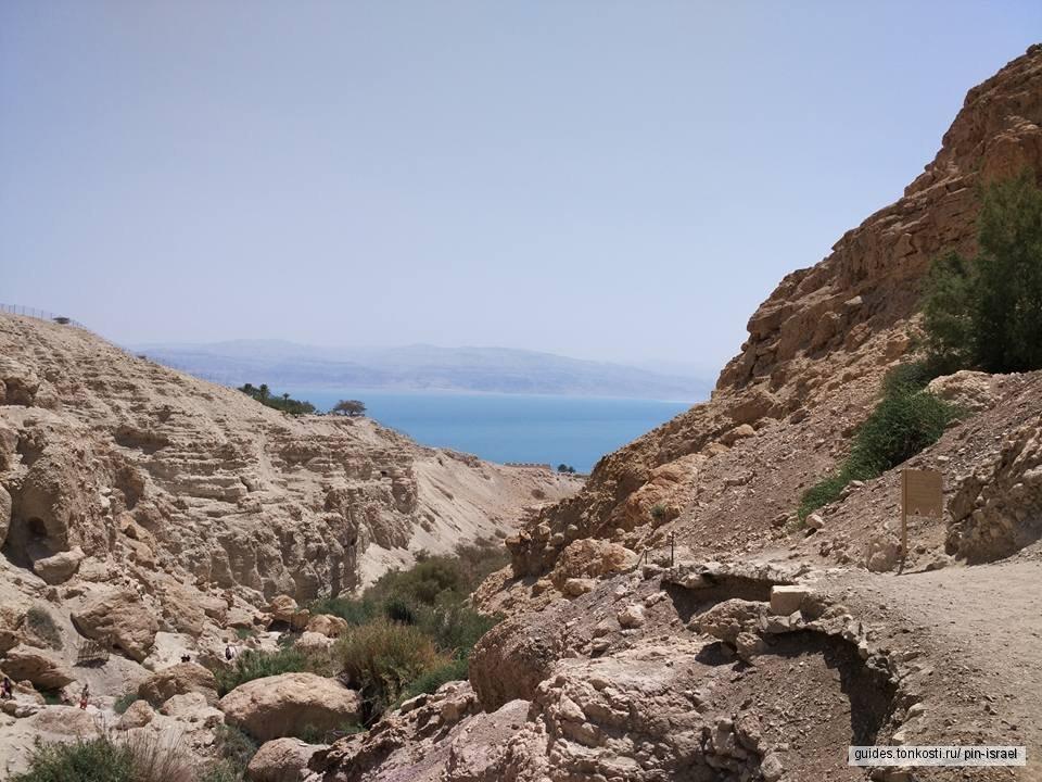 Мертвое море. Крепость, заповедник и пляж