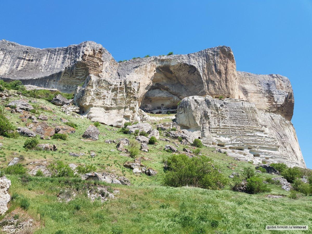 В Бахчисарай и пещерный город
