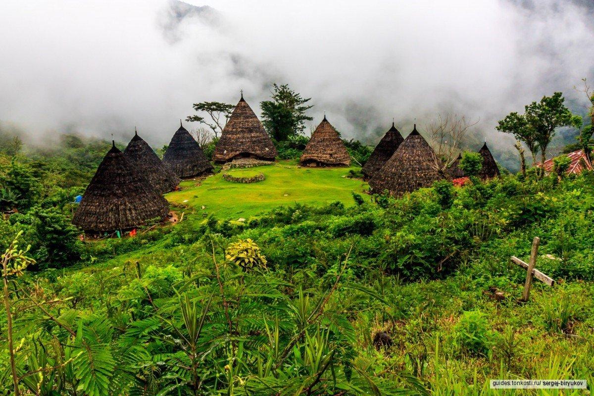Индонезия за кормой, 3 ноября — 14 ноября 2019