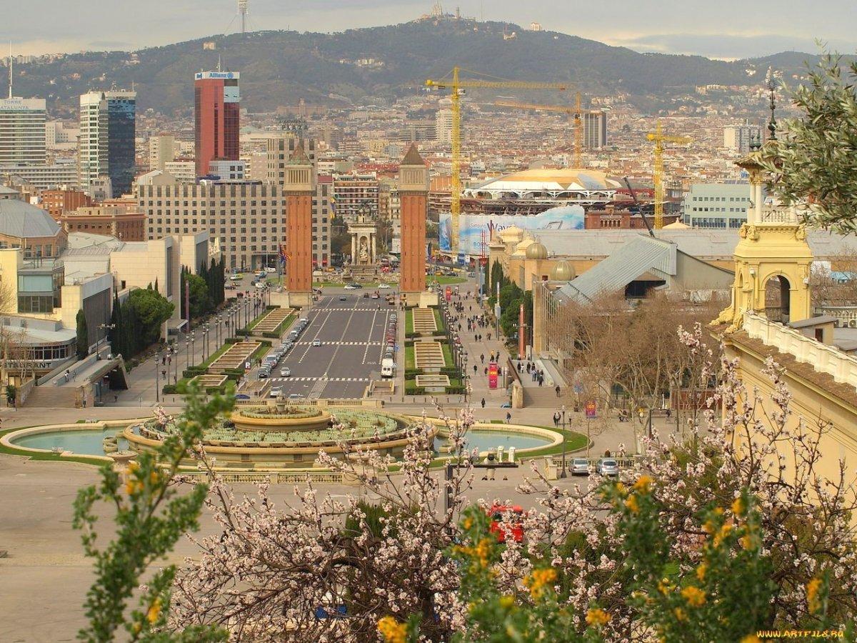 Большая обзорная экскурсия по Барселоне на автомобиле