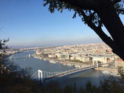 Ваше первое знакомство с Будапештом