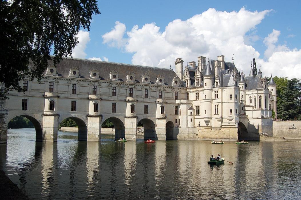 10 замков долины Луары — это история Франции