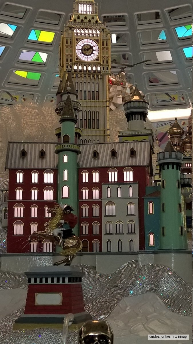 Музей «Кристальные миры Сваровски»