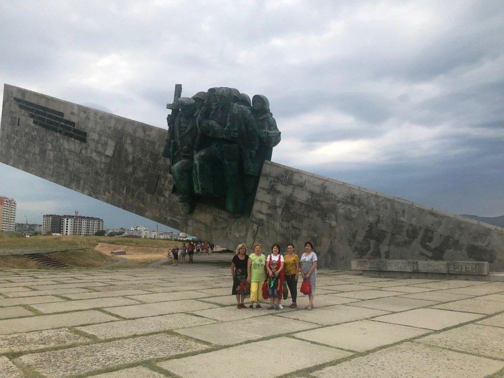 Обзорная экскурсия по Новороссийску