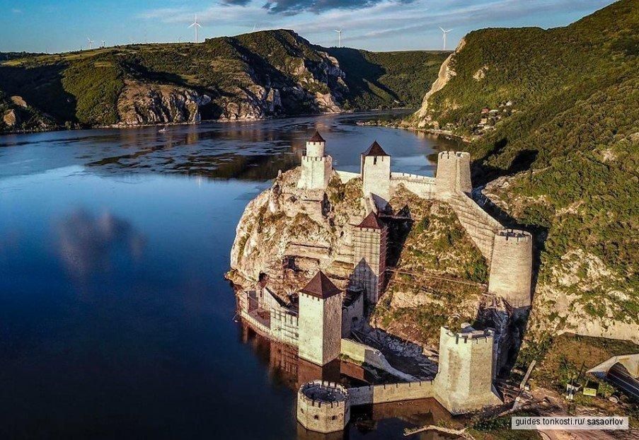 Джердап — Дунайский маршрут