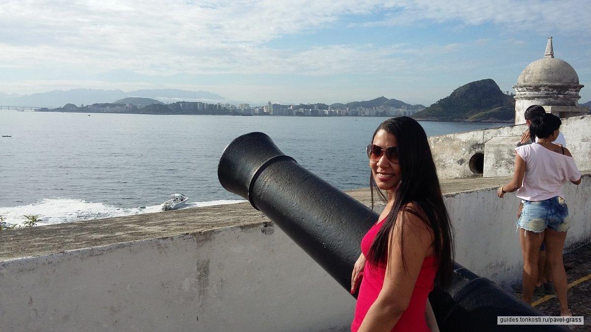 Рио и Нитерой
