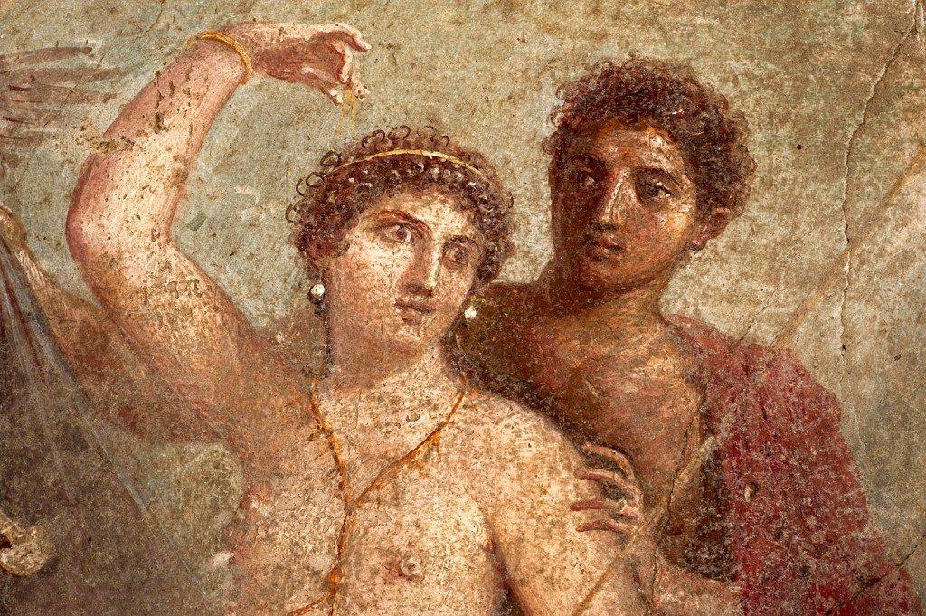 Помпеи — призрак прошлого