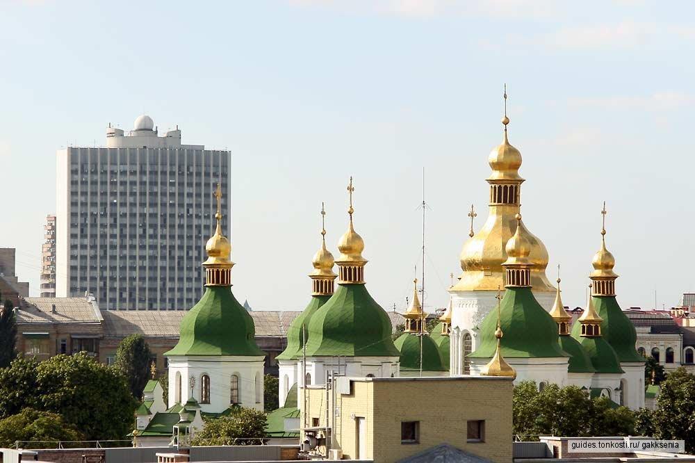 Киев глазами той, что живет