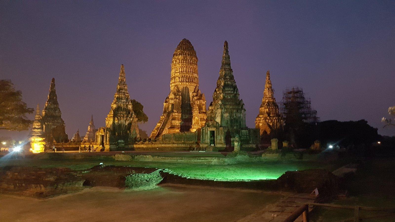 Аюттхая — древняя столица Таиланда