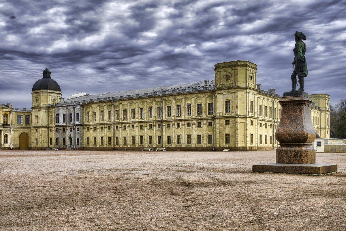 Гатчина. Мистическая резиденция Павла I