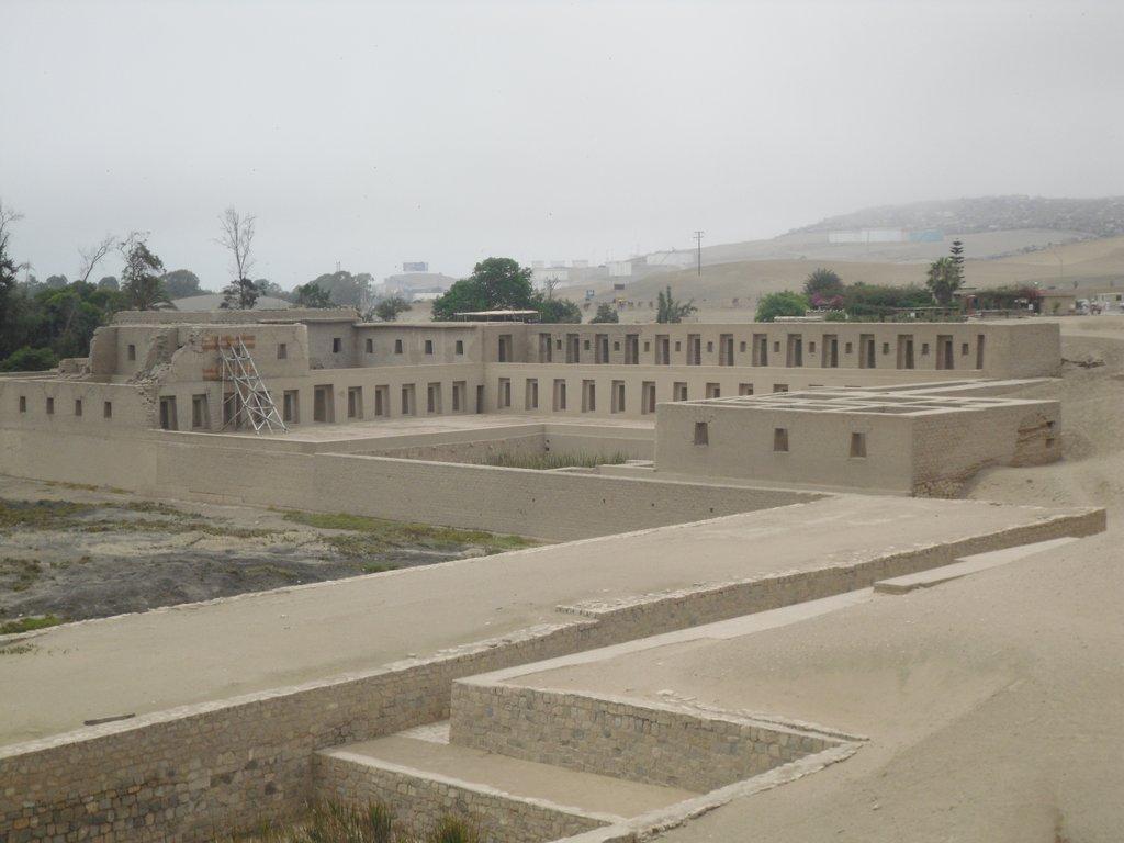 Тур в храм Пачакамак
