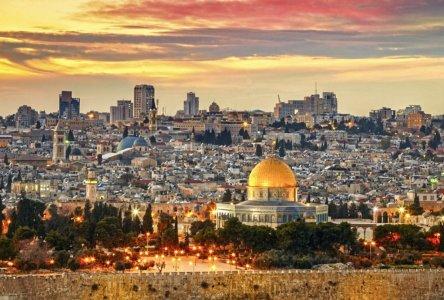 Святая Земля. С Кипра в Израиль