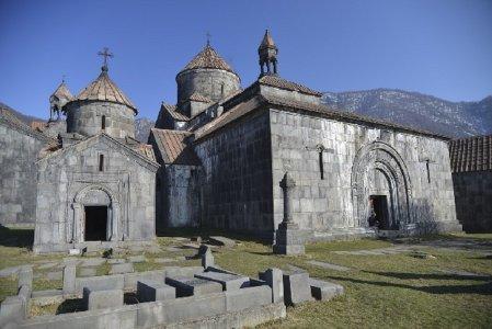 Семь чудесных дней в Армении