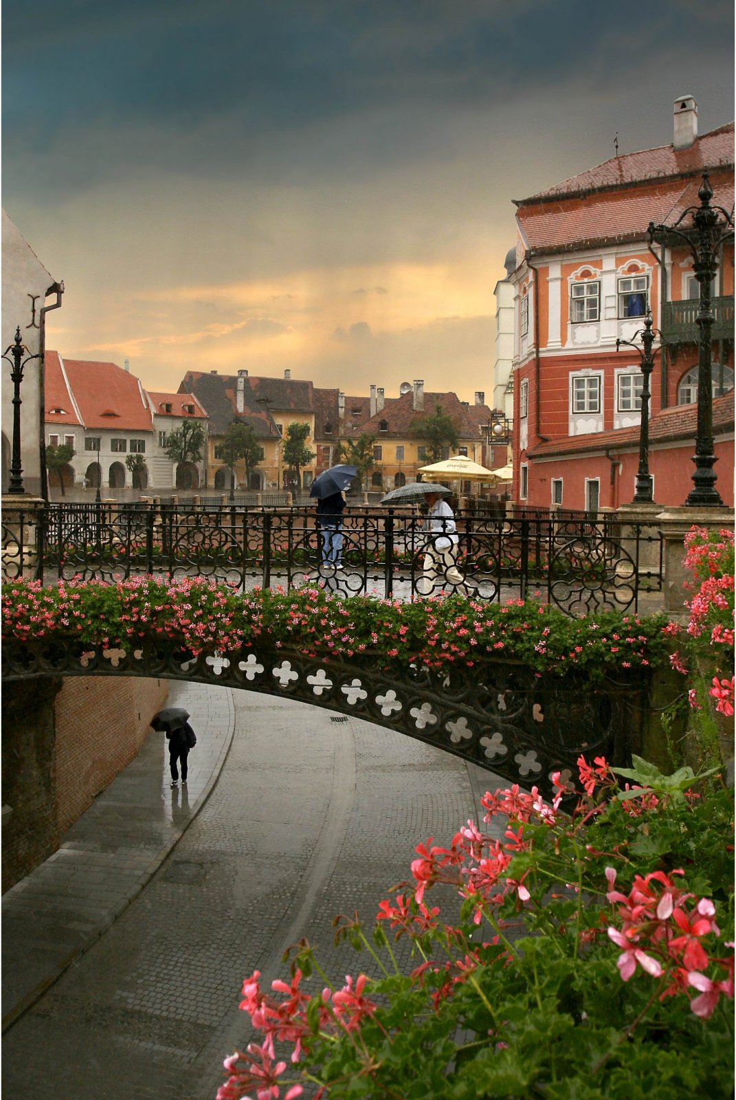 Сибиу — красивейший город в Трансильвании