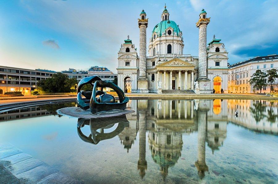 Вена — обзорная экскурсия из Праги