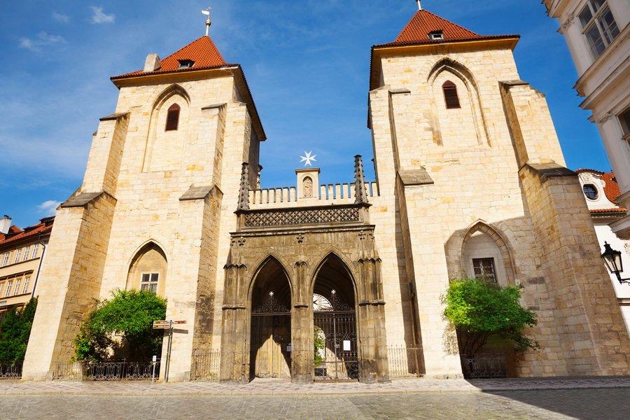 Прага и рыцари-тамплиеры