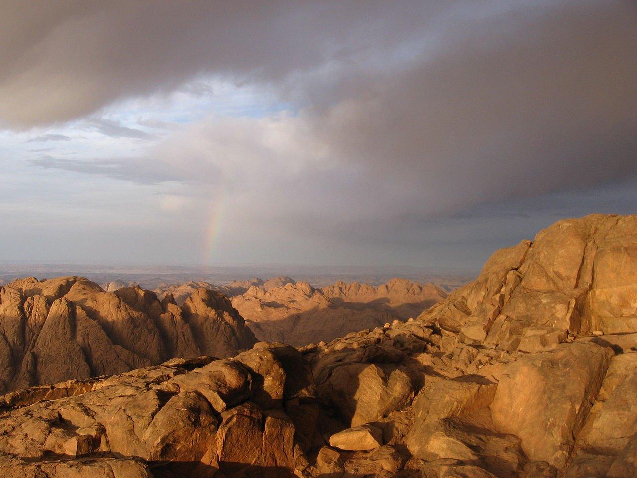 Гора Моисея + монастырь Св. Екатерины из Шарм-эль-Шейха