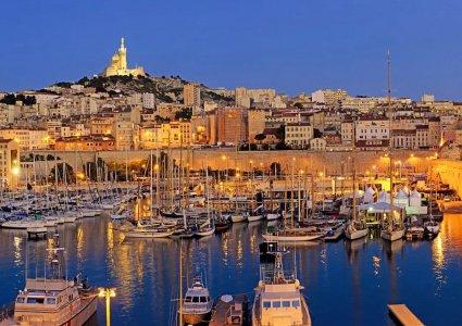 В Марсель и обратно за один день! Бюджет или VIP