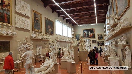 Микеланджело — гений в деталях