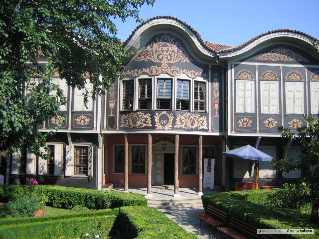 София — Пловдив (культурная столица Европы 2019 г.) — София