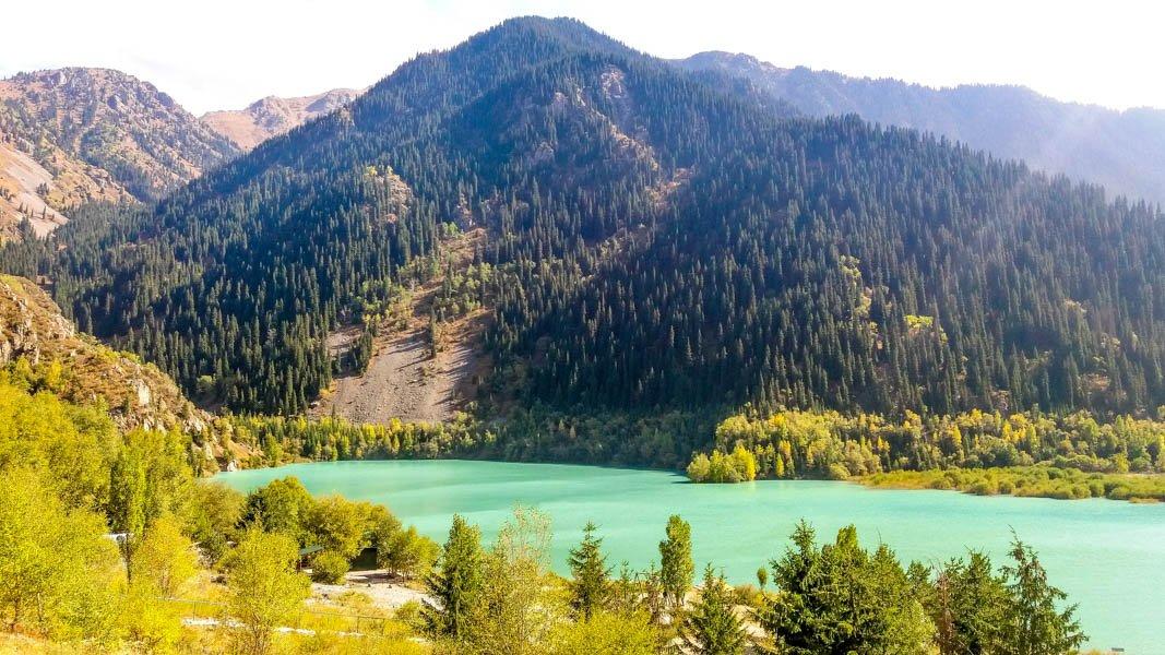 Чарынский каньон — Тургень — Иссык