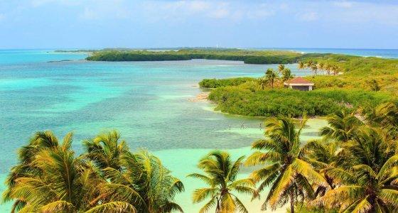 Райские острова Контой и Исла Мухерес