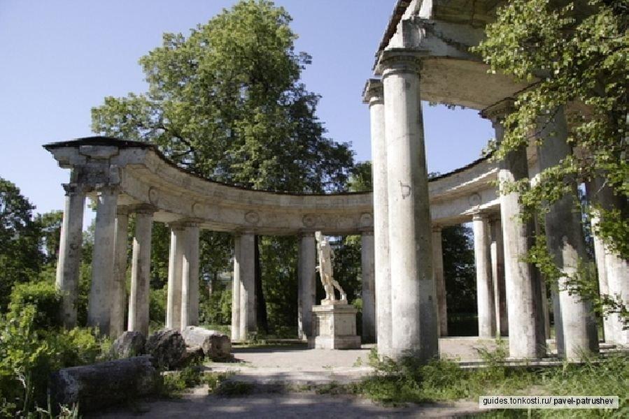 Павловск. Тишина и волшебство