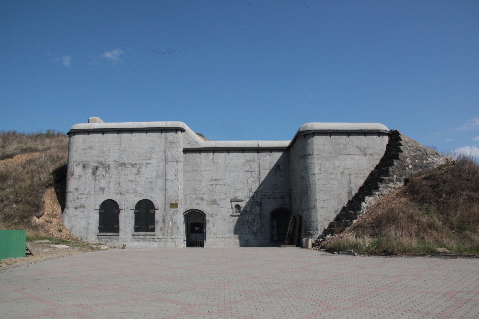 Форт №7 Владивостокской крепости