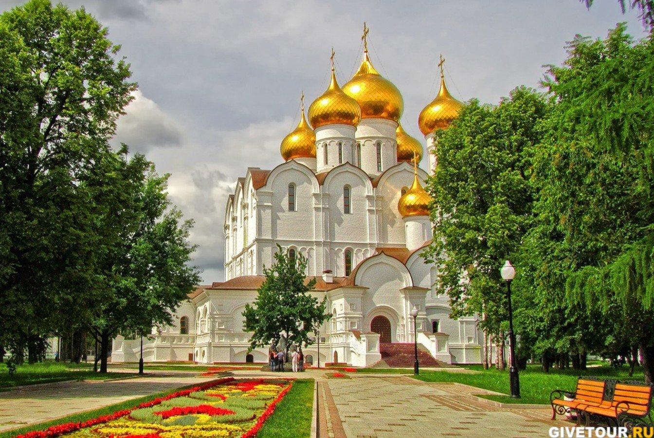 Чудесные храмы и святыни Ярославля