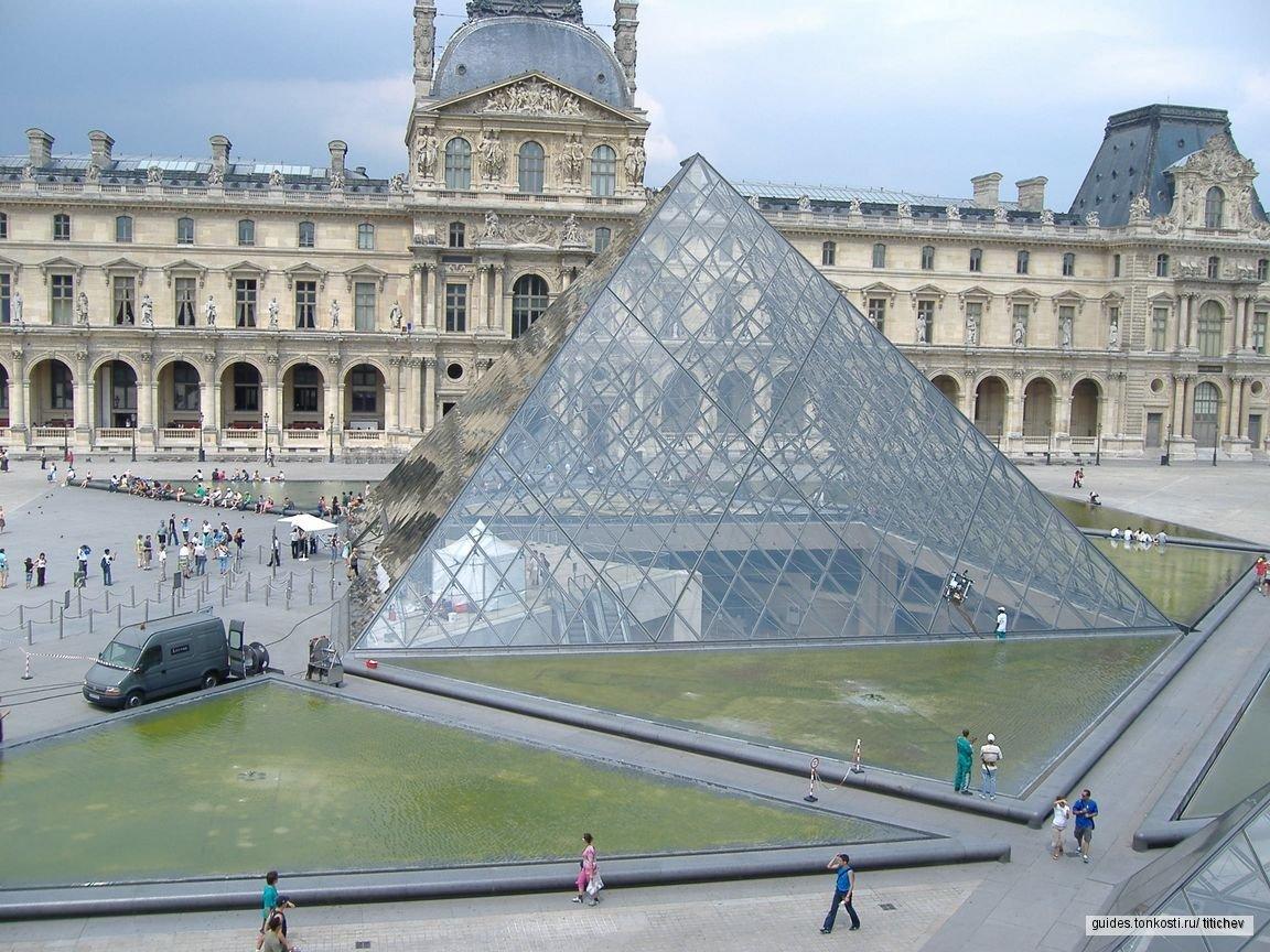 Секреты Парижа