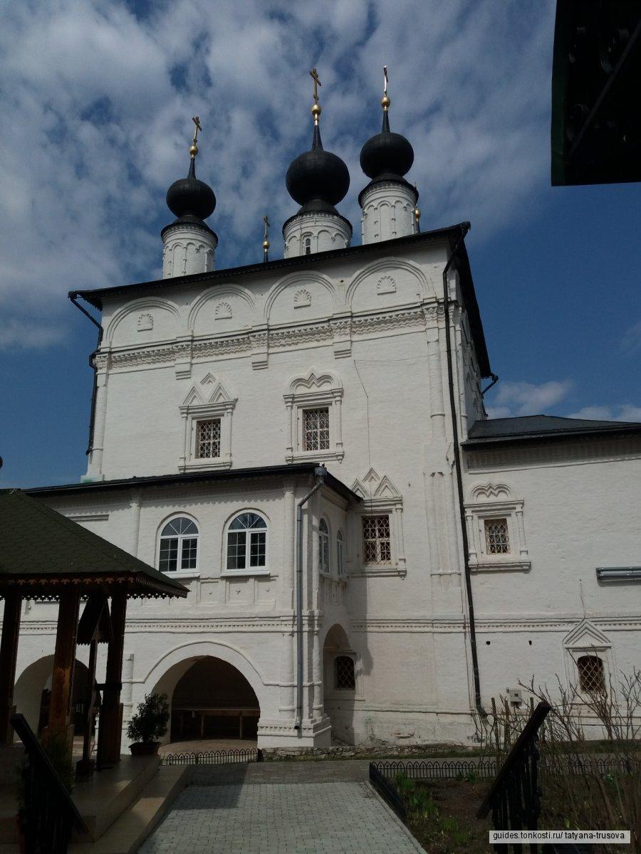 «Жемчужина на Белых песках» (Свято-Троицкий Белопесоцкий монастырь)