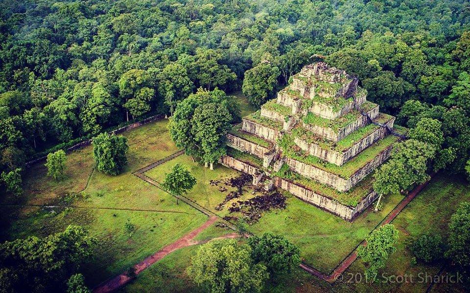 Дальние храмы