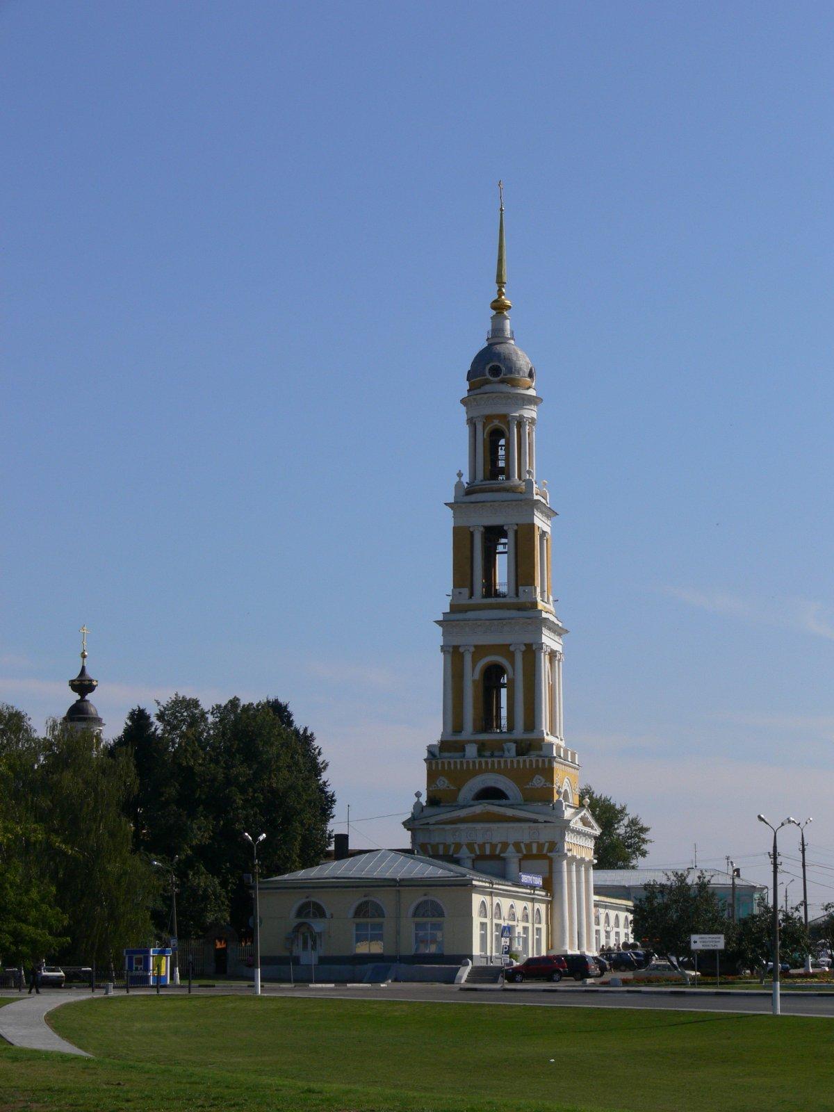 Храмы и монастыри православной Коломны