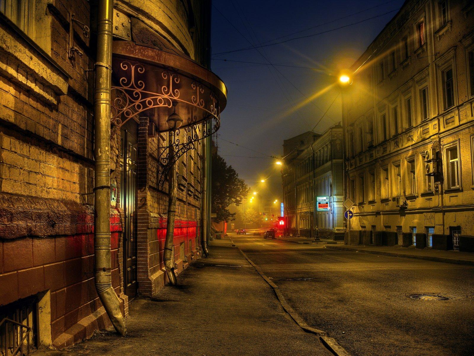 «Привидения и ведьмы Москвы» – театрализованная экскурсия