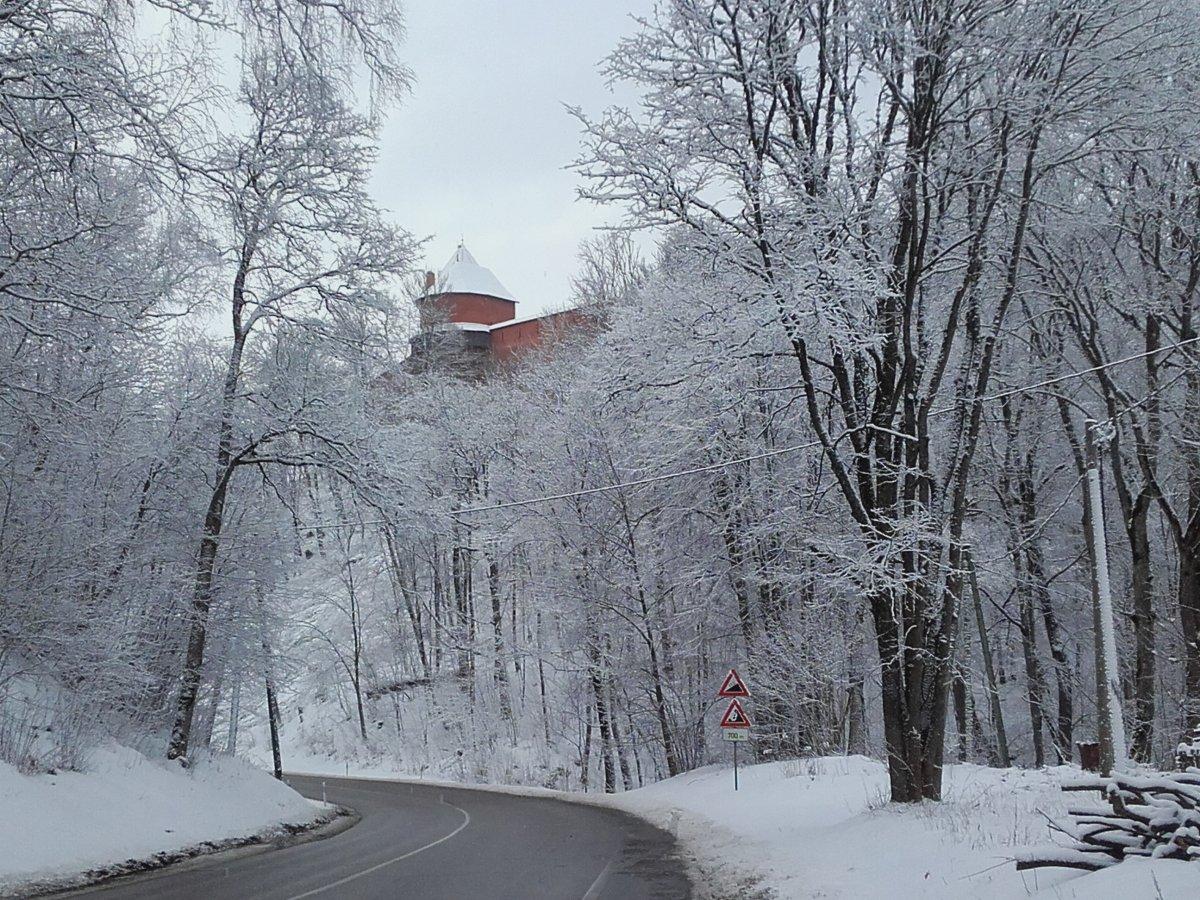 Сигулда — Видземская Швейцария