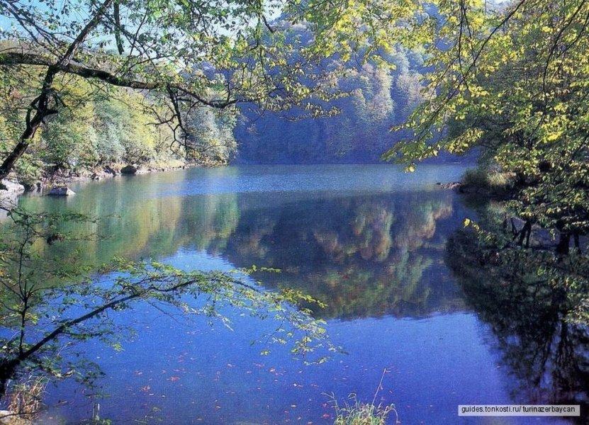 Уникальный тур на знаменитое и потрясающее по красоте озеро Гёйгёль