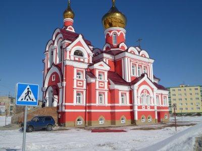 Православные храмы Новосибирска