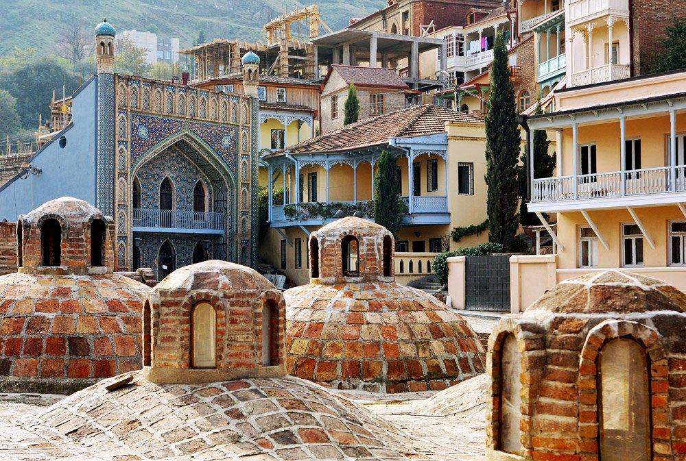 Старый Тбилиси — экскурсия на «Тонкостях туризма»