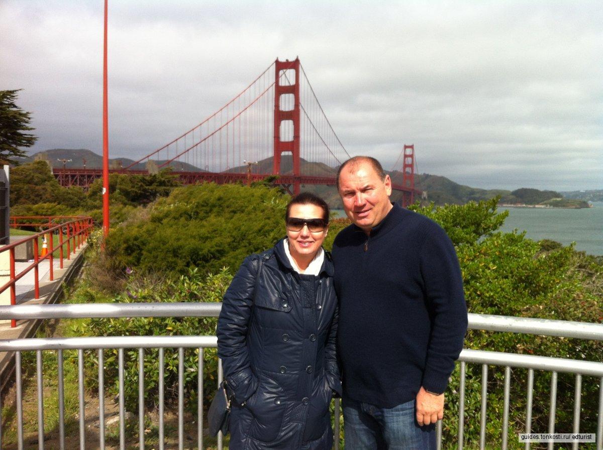 Сан-Франциско, Санта-Барбара, Монтерей — тур из Лос-Анджелеса