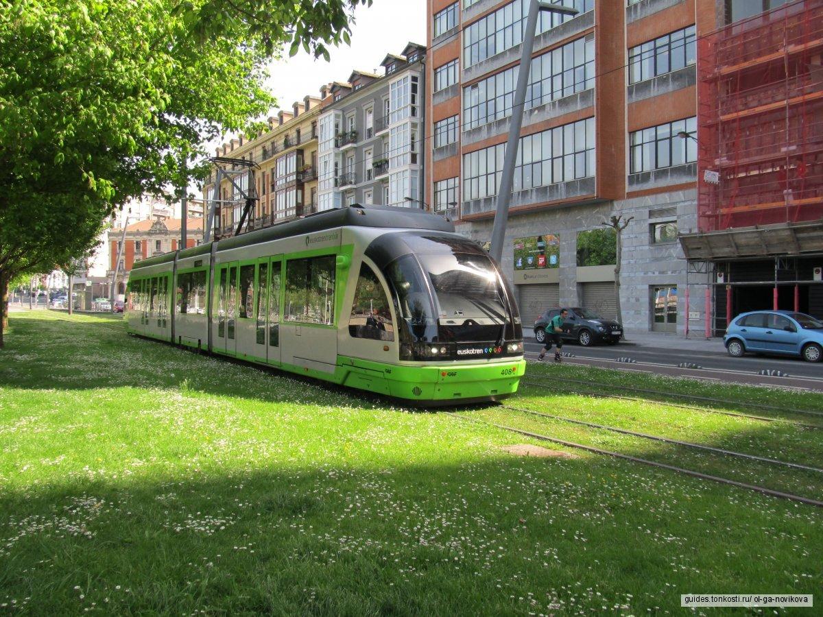 Бильбао — город будущего