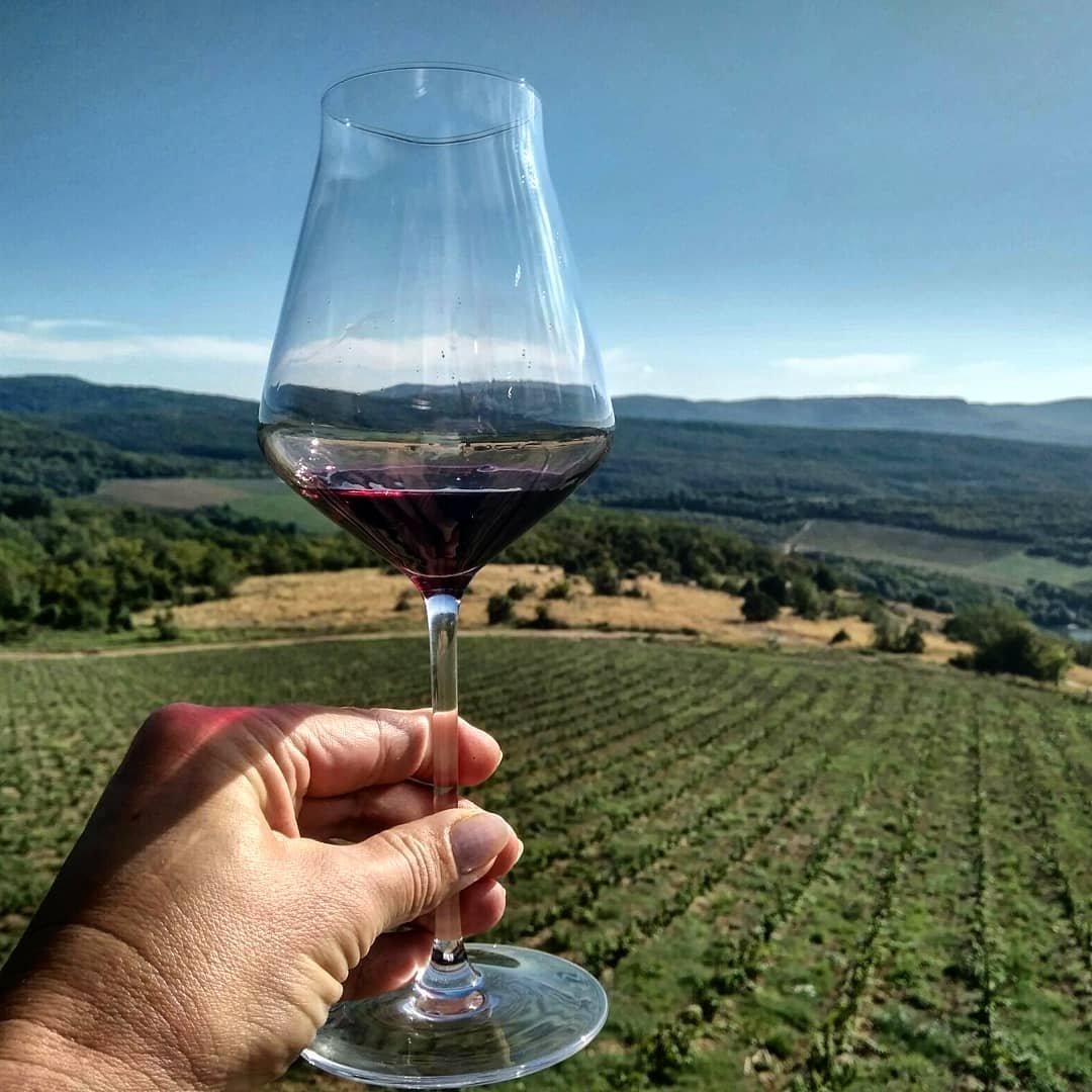 Виноделие в Крыму