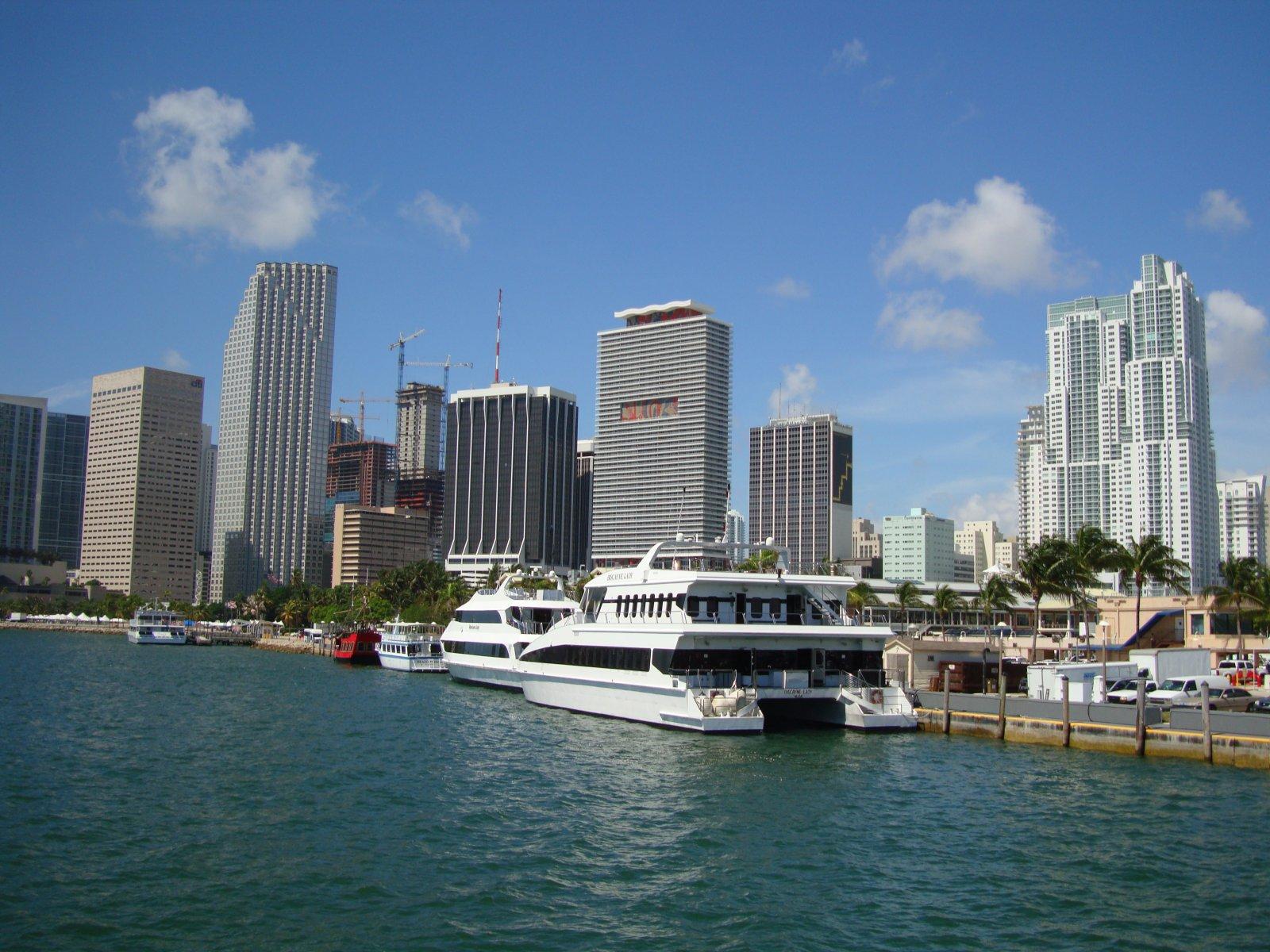 Обзорная экскурсия по Майами с Круизом